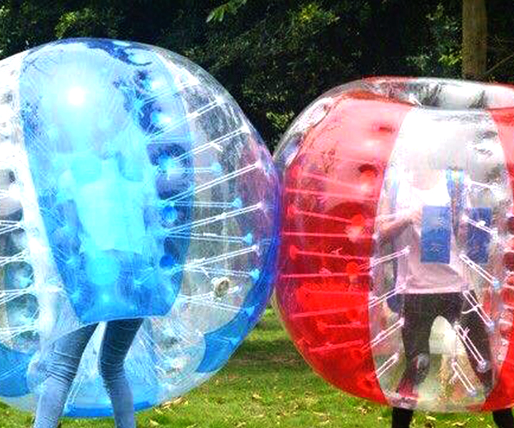 One Eye Entertainment | Bubble Balls